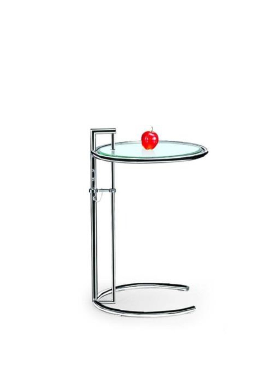 Retro Height Adjustable Side Table Bdk Office Furniture