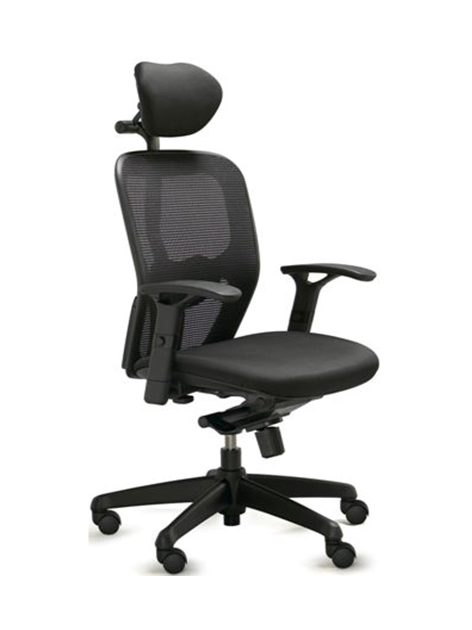 Activ Executive High Back Chair Heavy Duty Bdk Office