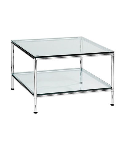 Cubetto Coffee Table with Shelf 600×600