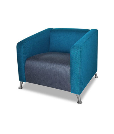Melville Single Seater Couch – ChromeFoot Risers