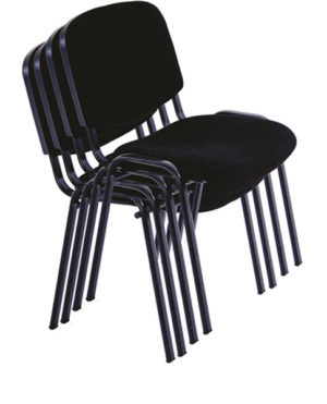 Joy Stacker Chair (PU Outer Back) (Stacked)